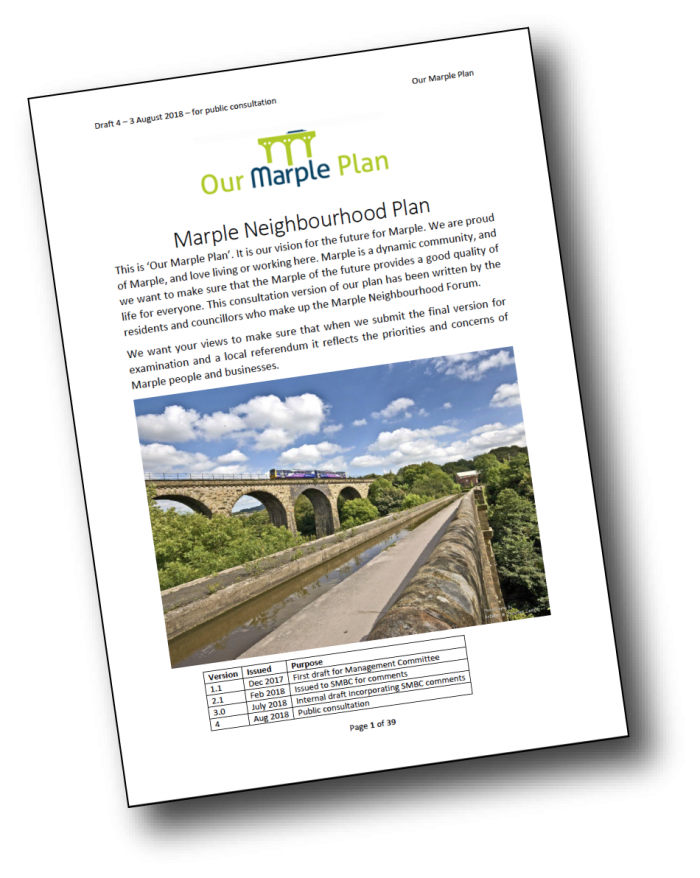 Marple Neighbourhood Plan