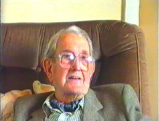 Fred Winterbottom speaking in 1996