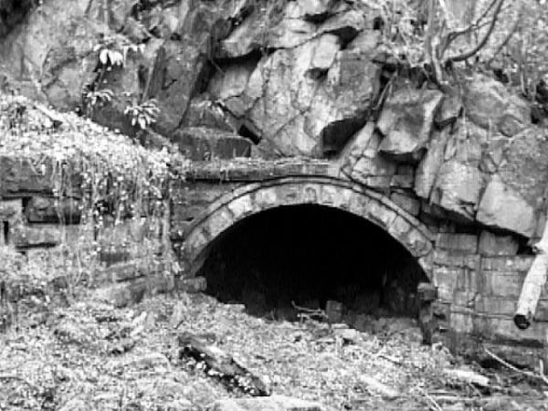 Waterloo Wheelpit tunnel in recent times