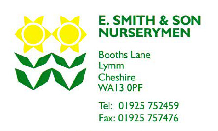 E Smith and Son Nurserymen
