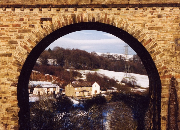 February - Viaduct Archway – M.Whittaker