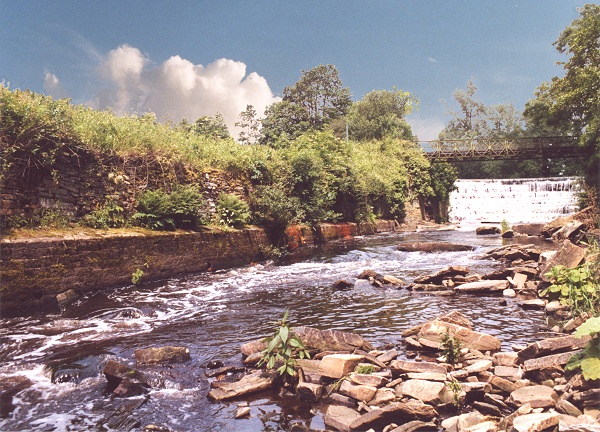 April - Etherow Weir – M.Whittaker