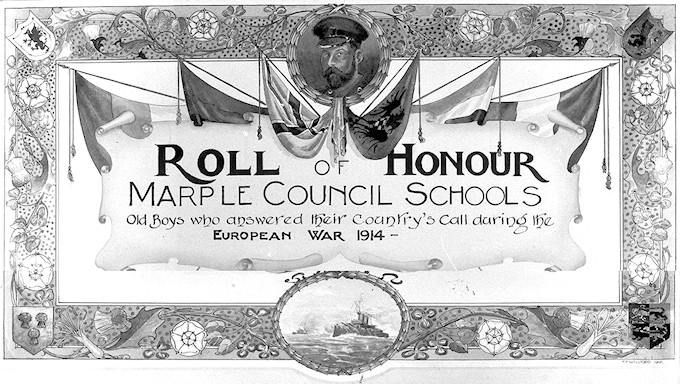 Marple Council Schools Roll of Honor