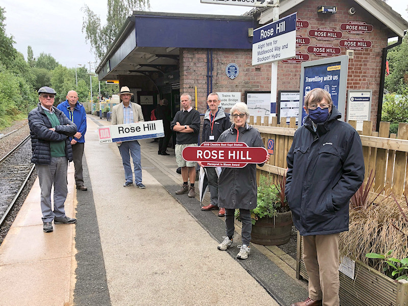 Local groups oppose Rose Hill line cuts