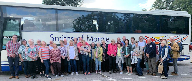 Smiths of Marple treat for Blythe House