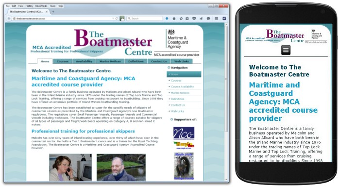 The Boatmaster Centre